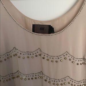 Beautiful slip dress by H&M size 8